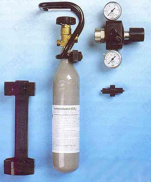 Einzigartig Test: Dennerle CO2-Anlage TP41